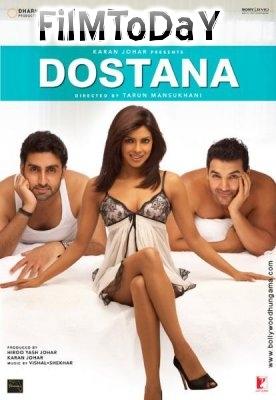 Дружба / Dostana (2008) DVDRip + Онлайн