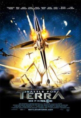 Битва за планету Терра 3D / Battle for Terra 3D (2009) DVDRip + Онлайн